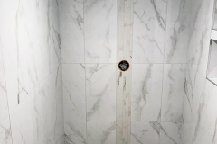 Bathroom Shower  Tile  Flooring and Wall  Installation - Moose Jaw