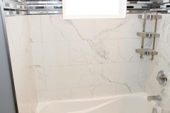 Marble wall tile installation - Moose Jaw