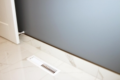 Marble tile flooring installation - Moose Jaw